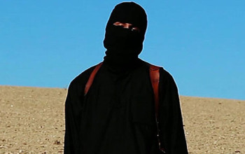 """ISIS Executioner """"Jihadi John"""" Apologizes to his Family for Shame He Has Brought Them"""