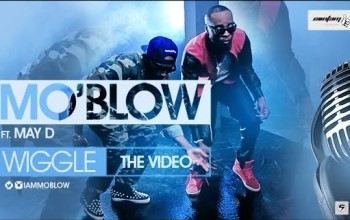 VIDEO: Mo'Blow ft. May D – Wiggle