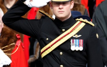 Prince Harry to Quit British Army in June After 10 Years of Service