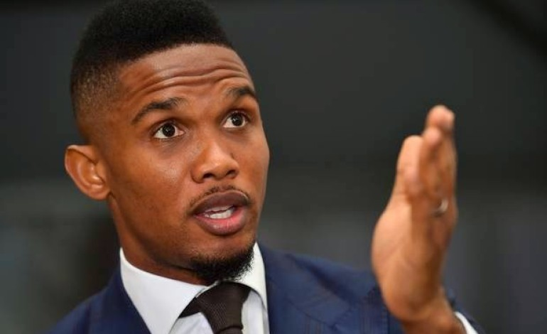 UK jewellers refused to sell watch to Samuel Eto' just because of 'some Nigerians who came in the other day with fake credit cards'