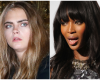 Catfight! Naomi Campbell takes on Cara Delevingne