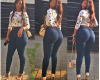 The body on Tanzanian model Agnes Masogange is the truth (pics)