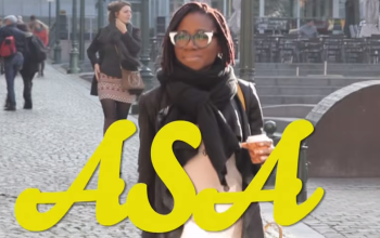 "VIDEO: Asa Performs The Acoustic Version Of ""Eyo"" In Brussels"
