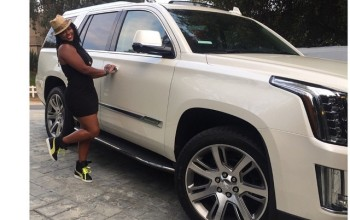 Kevin Hart buys Ex-Wife a brand new Cadillac Escalade!