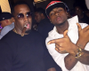 Photo: Davido hangs out with Diddy at Miami nightclub