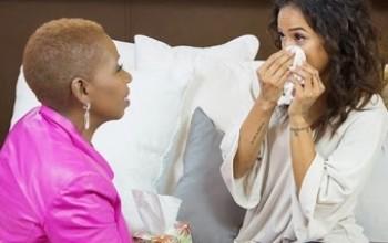 Chris Brown reportedly threatens to sue Oprah if Karrueche slanders him on TV