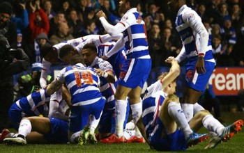Yakubu Makes Cameo As Reading Beat Bradford 3-0 To Advance To FA Cup Semifinals