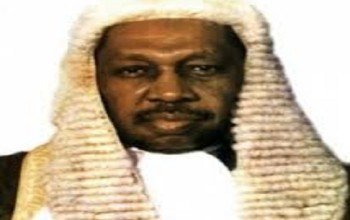 Shocking: Son Of Ex-Chief Justice Of Nigeria Joins Isis