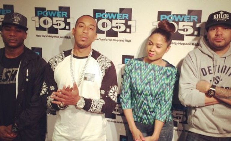 Ludacris Defends Being A Chatty Patty After Revealing He Smashed Drake's Boo To Smithereens?!?