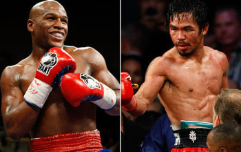 Mayweather-Pacquiao Fight To Break The Bank