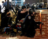 2 cops shot during protests in Ferguson