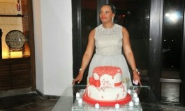 Photos from the 50th birthday party of Nike Animashaun