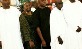 burial of late billionaire Molade Okoya Thomas - See Pictures