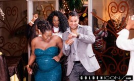 #Official photos from Uche Jombo & Kenny Rodriguez's baby shower