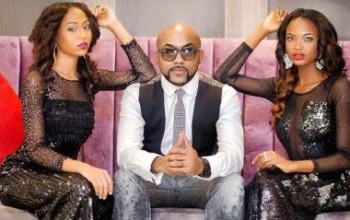 Check out Banky W's spanking new photo shoot