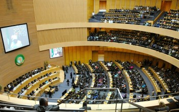 Africa Union Says the maturity of democracy About Buhari's Victory