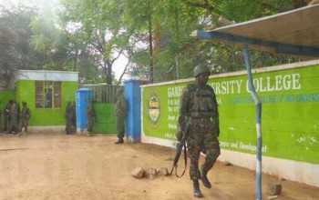 Update on Kenya University attack - 147 students killed (Graphic)