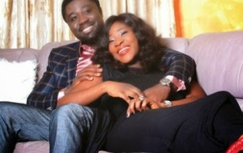Mercy Johnson opens up on what makes her marriage sweet