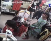 OMG! Shoplifting on CCTV at Allen Avenue Ikeja Lagos Part 1, Watch Video