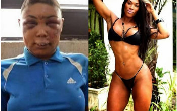 Photos: #Transgender woman beaten, stripped and head shaved by #police in #Brazil
