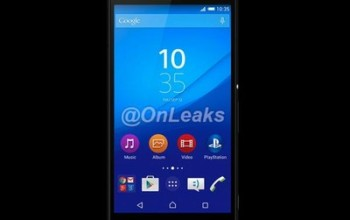 New Images Of The Unrevealed #Sony #Xperia Z4 Leak Online