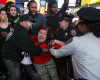 Over 120 arrested as Freddie Gray #protests spill over to #NYC