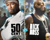50 Cent sues Rick Ross for leaking his Baby Mama's se x tape