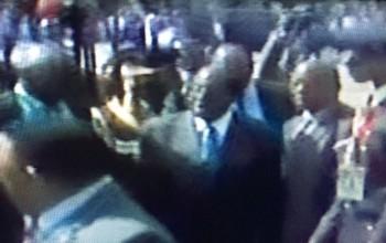 Photos: Zimbabwean president Robert Mugabe at the Inauguration