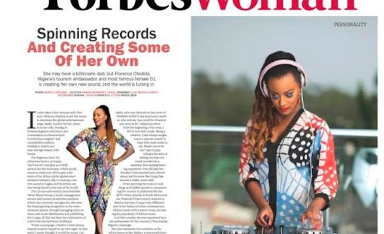 From a young age I've always wanted to prove myself – DJ Cuppy