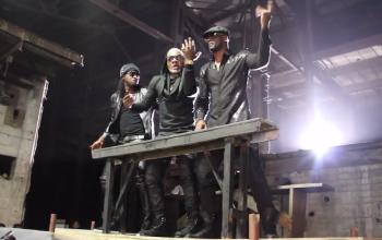 VIDEO: P-Square x Awilo – Enemy Solo (B-T-S)