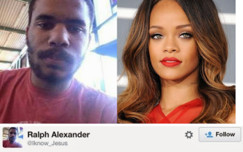 Man tweets from outside #Rihanna's home, threatens to kill her! See his tweets