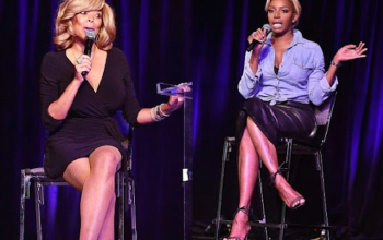 #Wendy Williams, her husband and NeNe Leakes bump heads at a conference