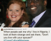 Cross Cultural Marriage: Interesting tweets by white lady married to a #Nigerian
