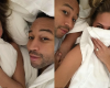 Photos: Chrissy Teigen & John Legend share selfies from their bed
