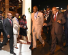 Photo: SA president Jacob Zuma in Nigeria for inauguration