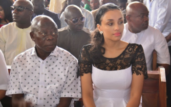 Yes, I have married another but it is not a replacement for Clara - Oshiomhole