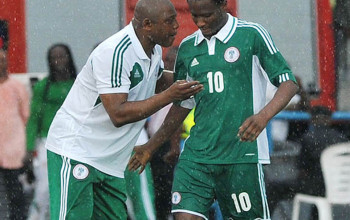 Mikel Obi Has Been Ignoring All My Calls And Text Messages - Stephen Keshi