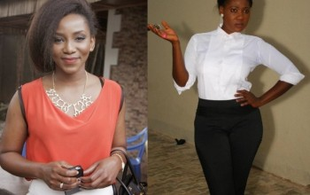 """Why I hid in a car boot the first time I was going to meet Genevieve Nnaji"" – Mercy Johnson"