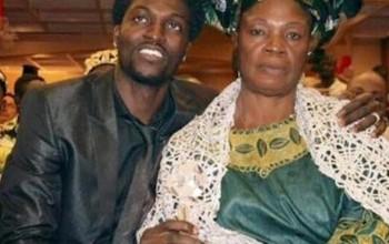 Wow! #Footballer #EmmanuelAdebayor comes for his family in new #Facebook post