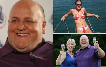 Man who dumped wife after £148m #lottery win,splashes £2m on horses for 28-year-old fiancée' (Photos)