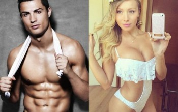 Companion concedes having intercourse with Cristiano Ronaldo while footballer dated Irina Shayk