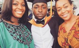 Congrats! Davido is Officially a Graduate