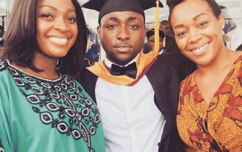 Congrats! Davido is Officially a Graduate