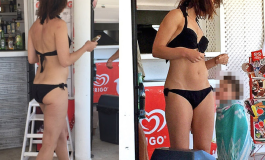 Hot Or Not! See Bikini Photos Of The First Lady UK, Samantha Cameron Bikini In Spain