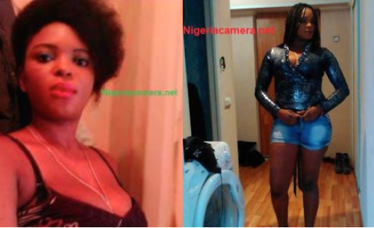 Realistic pics: Nigerian woman ruthlessly executed in Russia purportedly by her supervisor