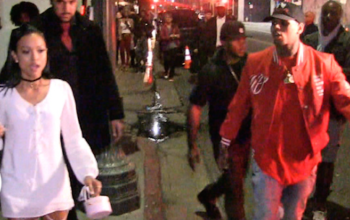 The Police contact after Chris Brown & Karrueche have an encounter