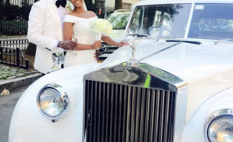More photographs from Gbenro and Osas Ajibade's wedding