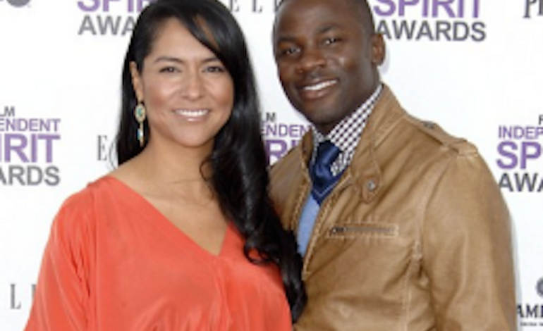 "Derek Luke Defends His Swirly Relationship – ""My Wife May Not Be Black, But She's MINE"
