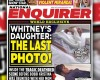 National Enquirer Publishes The Deathbed Photos Of Bobbi Kristina (Photos)