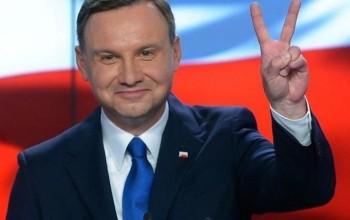 Meet Poland's New President: Andrzej Duda
